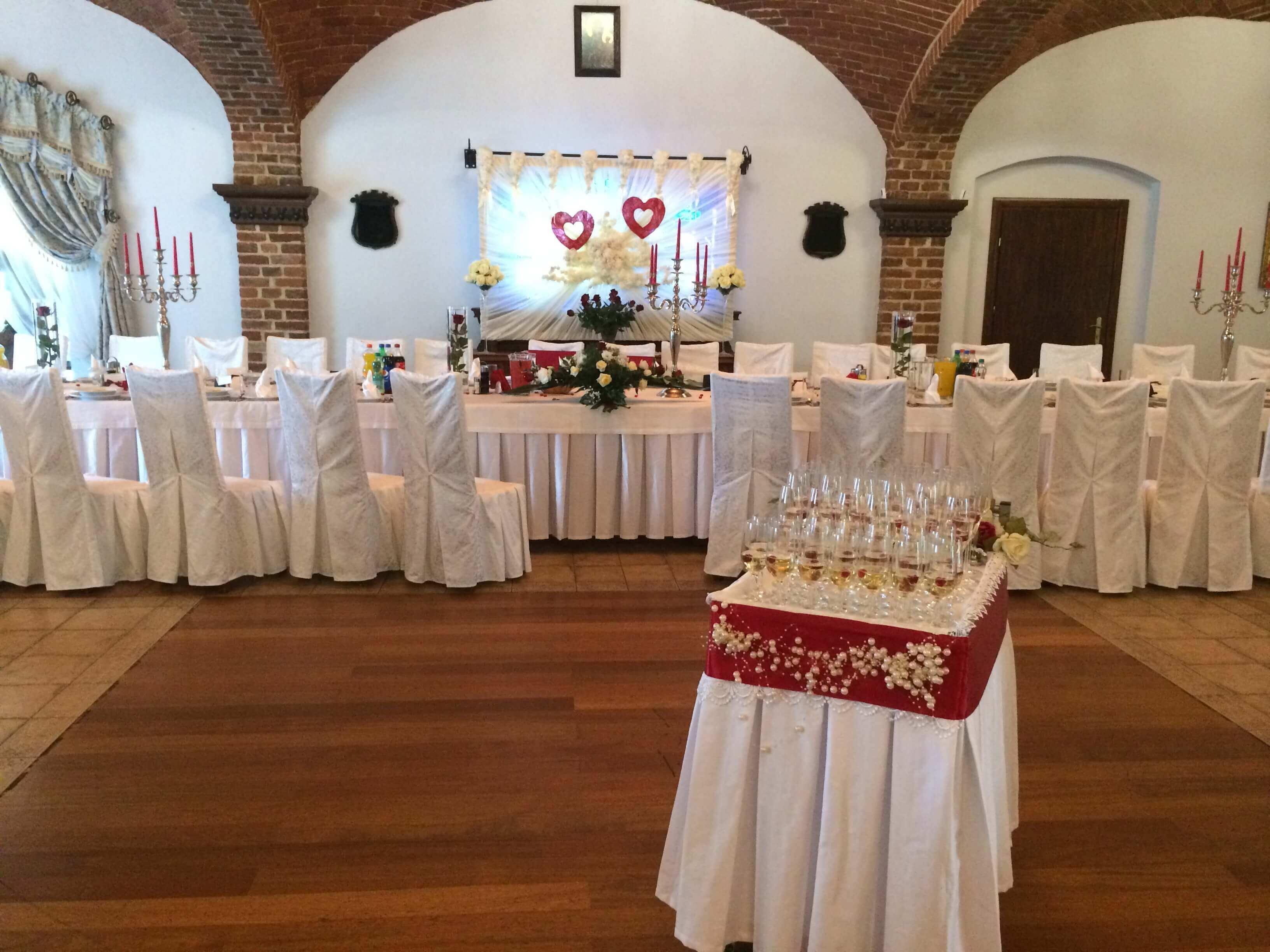 sala na ogranizacje wesela legnica